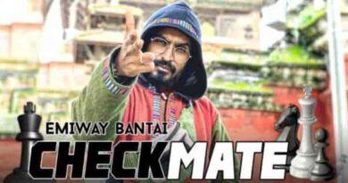 emiway bantai checkmate lyrics by lyricsnama