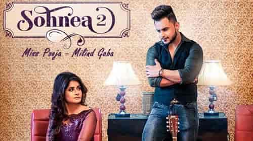 Sohnea 2 Lyrics miss pooja