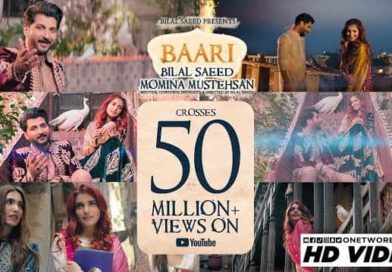 Baari Lyrics in Hindi & English - Bilal Saeed & Momina Mustehsan