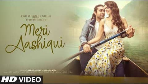 meri aashiqui song jubin nautiyal lyrics in hindi