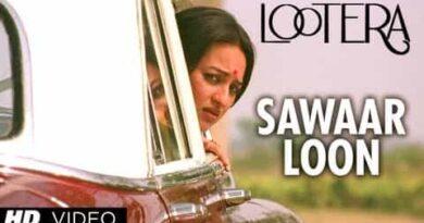 Sawaar Loon Lyrics in Hindi